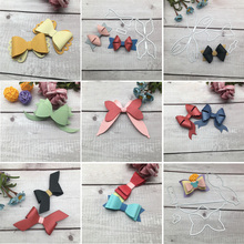 New fashion Bow-knot  DIY Cutting Dies Scrapbooking Card Album Embossing Cut Metal Craft Template steel
