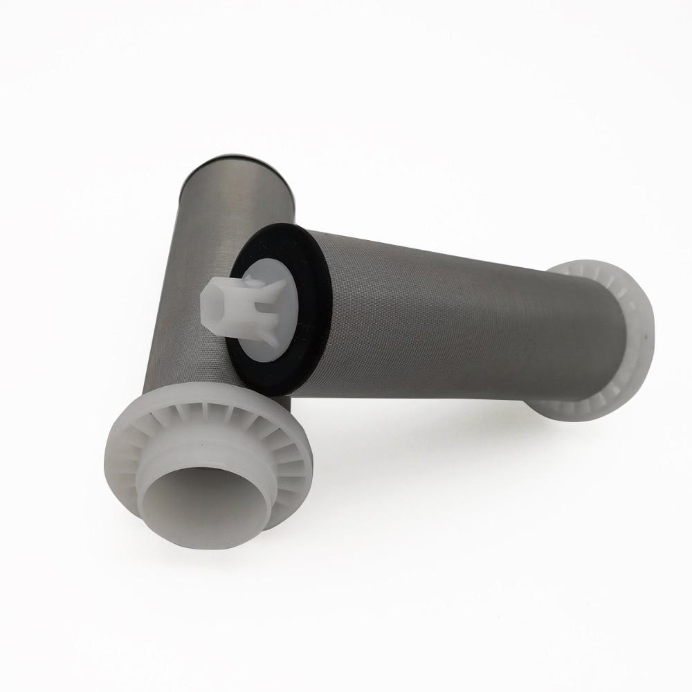 40 micron Pre backwash reverse washing back-flushing filter 316 stainless steel filter Water purifier filter