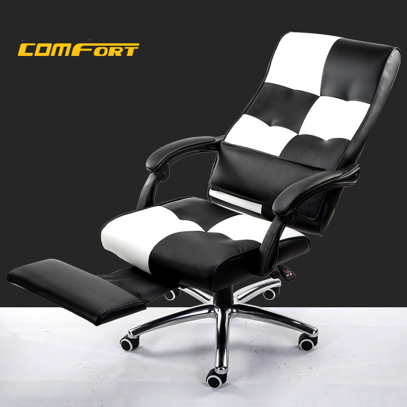 Cavert swivel leather computer chair home office chair lift ergonomic reclining chair : mesh recliner - islam-shia.org