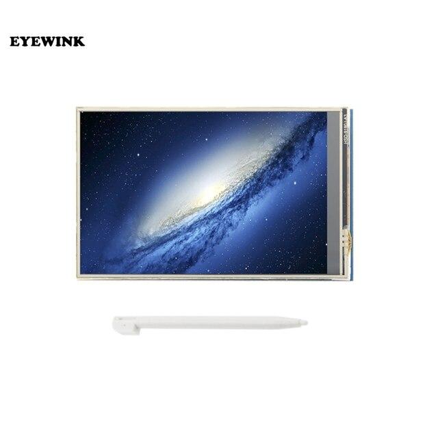 3.95 Inch 320*480 Tft Kleuren Lcd Display Module Scherm ST7796S Drive Board Met Touch Panel Voor Arduino Uno mega2560