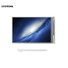 3.95 polegada 320*480 tft a cores display lcd módulo tela st7796s placa de unidade com painel toque para arduino uno mega2560
