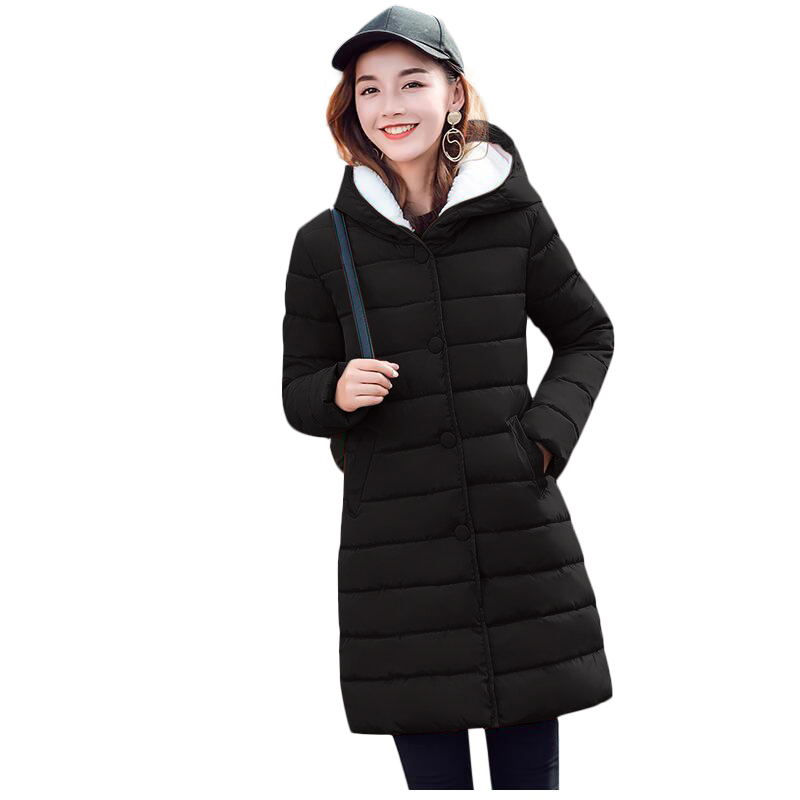 Top quality Winter Coat Women 2019 New Fashion Winter