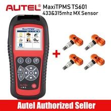 AUTEL MaxiTPMS TS601 TPMS activateur de pression des pneus complet TPMS outil de programmation d'activation système de surveillance des pneus outils de Scanner
