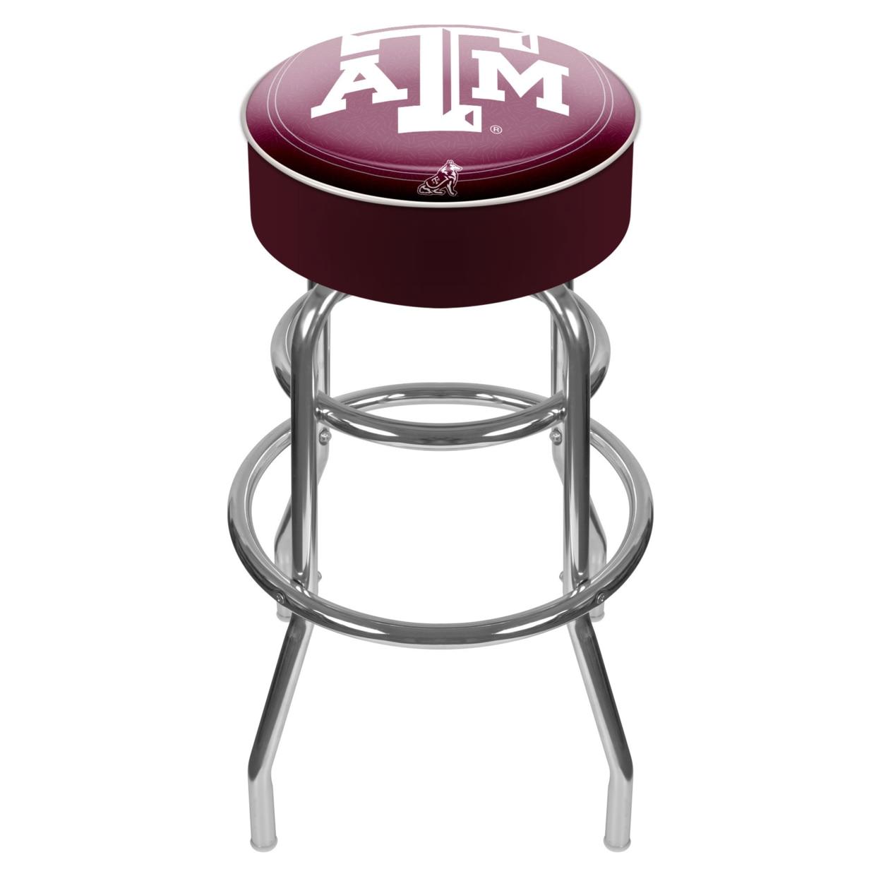 Техасского университета мягкий поворотный барный стул 30 дюйм(ов) высокое