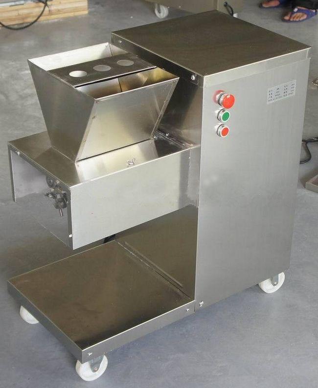 Meat cutting machine 110/220/380v meat cutter 800kg/hr meat processing machine  цена и фото
