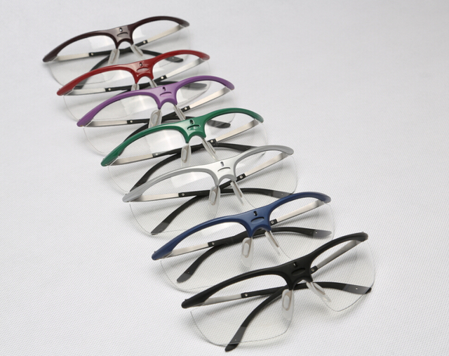 68ca24ada9a5 NS titanium Glasses colorful sport frame for dental loupes-in ...