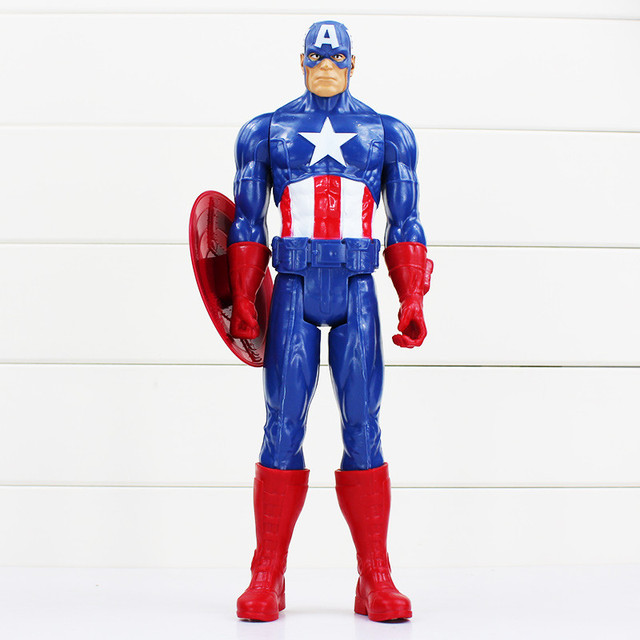 Super Hero Action Figure