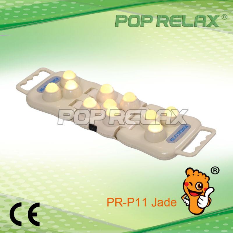 POP RELAX plegable calentador de jade asidero proyector PR-P11 beige