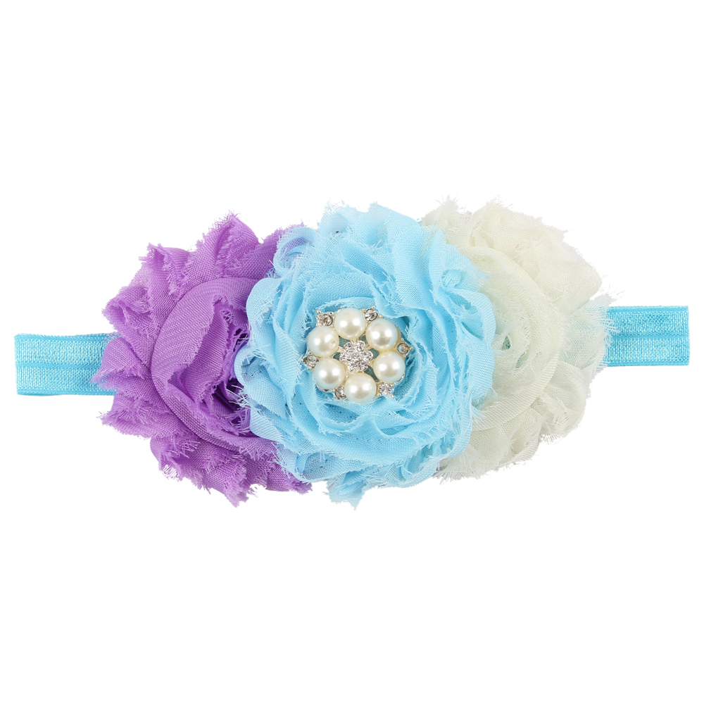 TWDVS Newborn 3 Flower Эластичные аксессуары - Аксессуары для одежды - Фотография 4