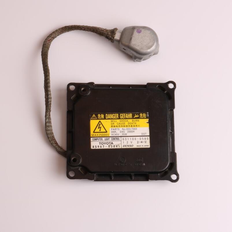 ORIGINAL DENSO D4S D4R XENON BALLAST CONTROL Module ECU 85967-52020 For toyota Lexus Prius