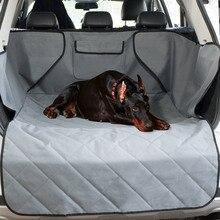 GLCC לחיות מחמד כלב חתול מושב אחורי לרכב חזרה Carrier כיסוי שמיכת מחצלת תא מטען עמיד למים מחצלת כלב רכב מושב כיסוי עבור SUV כלב לרכב תא מטען מחצלת