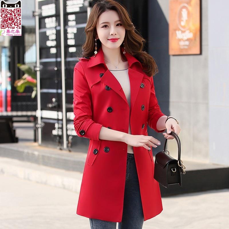 Vente nouvelle mode coupe-vent femmes printemps automne veste grandes tailles survêtement élégant femmes manteaux coton bouton veste 5XL