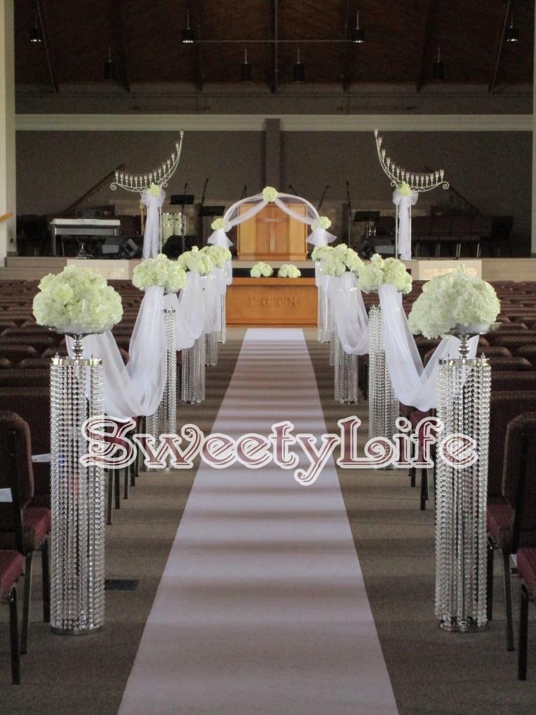 Popular Wedding Decoration Pillars-Buy Cheap Wedding Decoration ...
