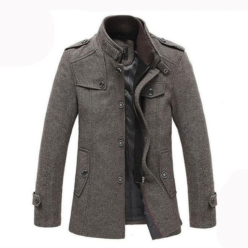 Mens Wool Coats Sale Promotion-Shop for Promotional Mens Wool