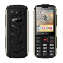 SERVO H8 мобильный телефон 2,8 дюймов 4 SIM телефон Bluetooth фонарик GPRS 3000 мАч Внешний аккумулятор телефон русский язык клавиатура Сотовый