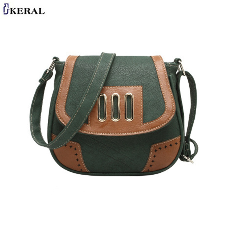 New Stylish women shoulder bag high quality PU Leather brife design handbag vintage ladies messenger bag bolsa feminina
