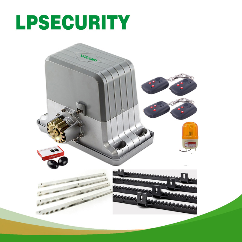1800kg 자동적 인 전기 미끄러지는 문 모터 오프너 6 - 보안 및 보호 - 사진 6