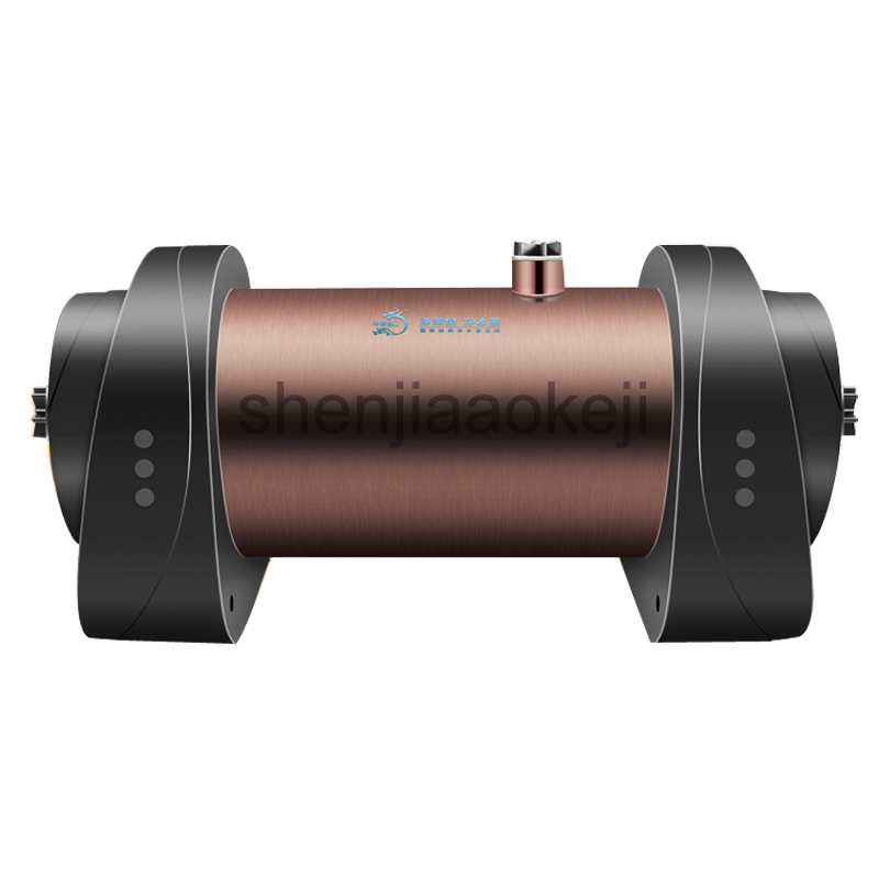Stainless steel big flow central water purifier home ultrafiltration pipe tap water filter 5000L high flow water filters front purifier copper lead pre filter backwash remove rust contaminant sediment pipe stainless steel central