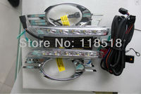 SMK For MERCEDES BENZ W204 CLASS C LED DRL daytime running light with Multi control, turn light function, Protection