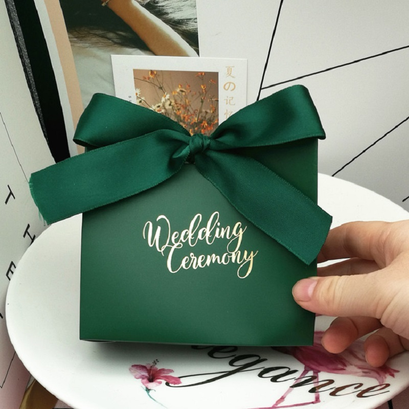 Craft Wedding Gifts: 5pcs Wedding Gift Bag Craft Gift Bag For Wedding Guest