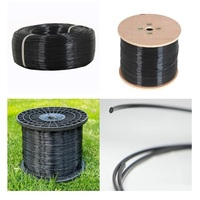 10kg/roll Plastic Steel Wire Greenhouse Pressed Film String Shading Net Plant Climbing Vine Gardening Holder Supporting Line