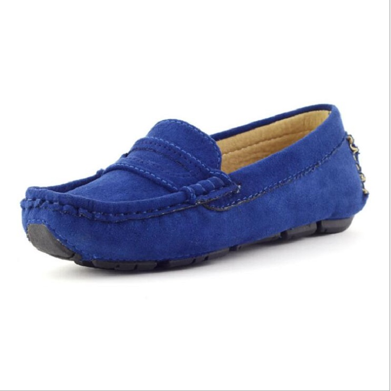 7 colors leather shoes 2016 new colored