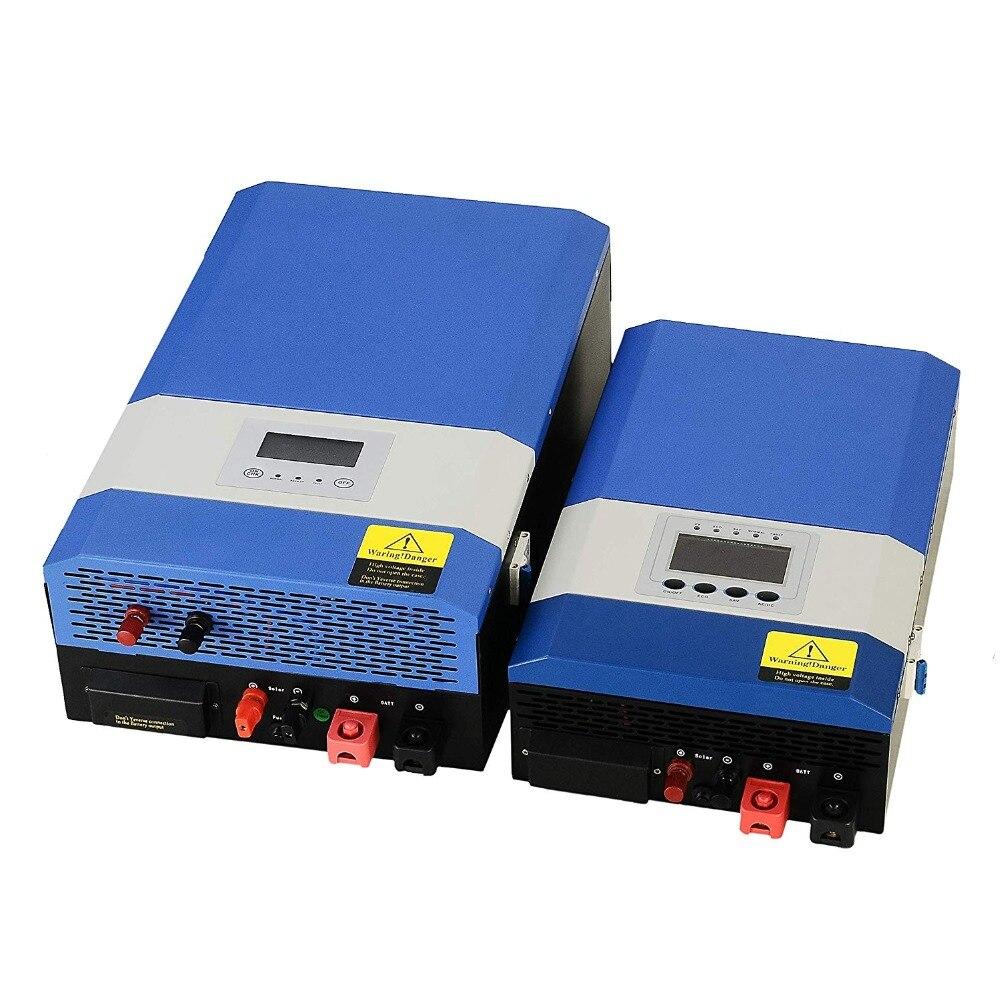 Tumo Int 3000 Вт двойное напряжение инвертор для солнечной батареи, зарядное устройство со встроенным 40A MPPT контроллером