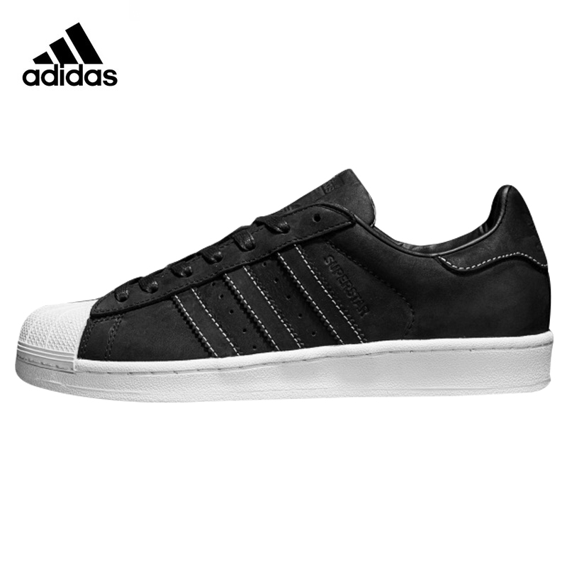 Original New Arrival Authentic Adidas Superstar Men Skateboarding Shoes Wear-resistant Breathable Lightweight S79470 nike original new arrival mens skateboarding shoes breathable comfortable for men 902807 001