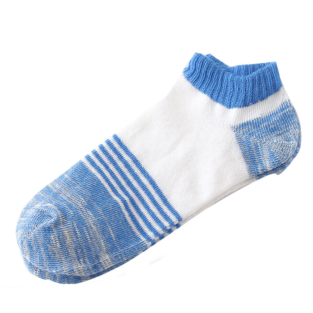 ChamsGend Unisex Stripe Cotton Fashion Sock Comfortable Socks compression socks in Mens socks 180122 #11 ...