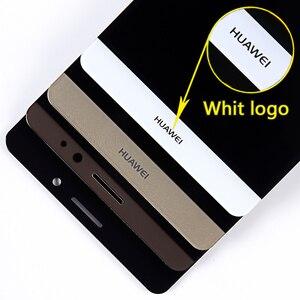 Image 4 - Écran LCD AAA IPS pour Huawei Mate 8 écran tactile numériseur capteur assemblée 6.0 pouces 1920*1080 cadre avec des outils de film de verre gratuit