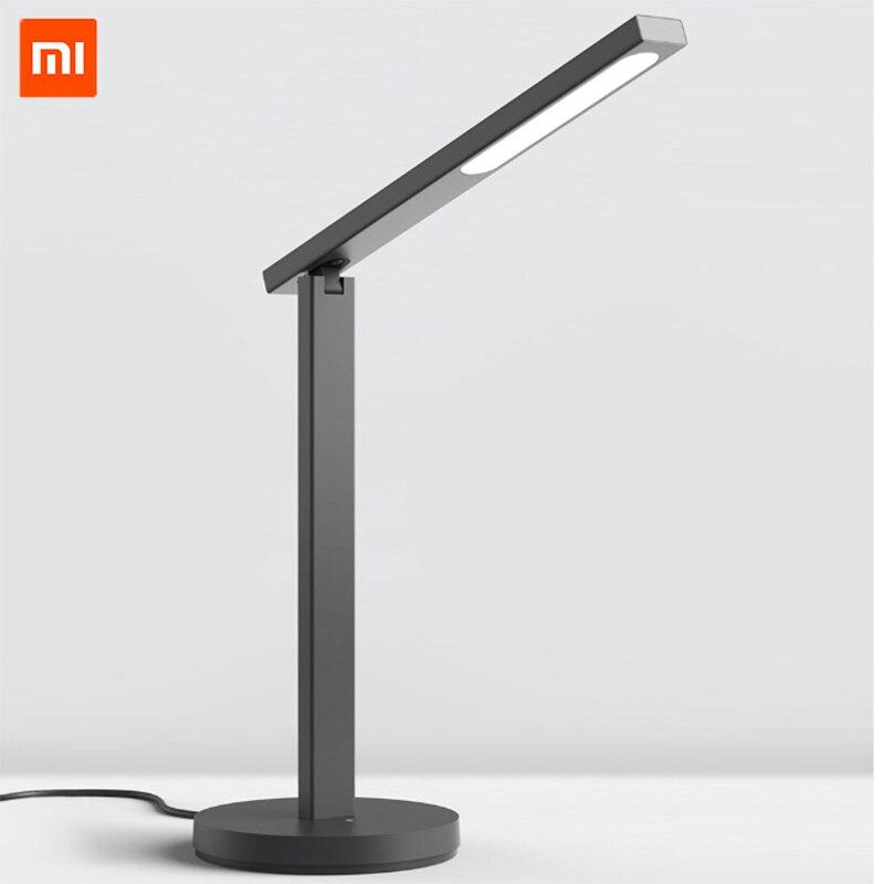 D'origine Xiaomi Philips Sagesse lampe Lampe de Bureau Wifi télécommande Xiaomi maison intelligente Pour protéger les yeux Lampe de Table