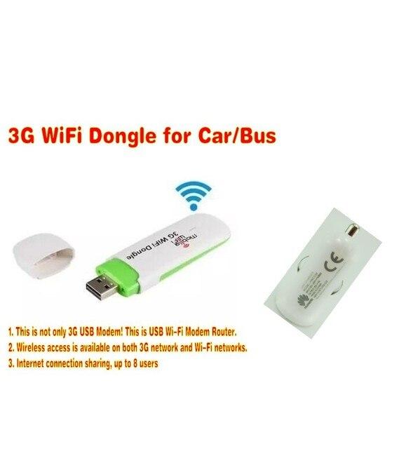 Lotto di 100 pz Mobile Hotspot 3G USB dongle wifi multi slot sim card per auto più una macchina caricatore, DHL Libero Changsha Prason Store