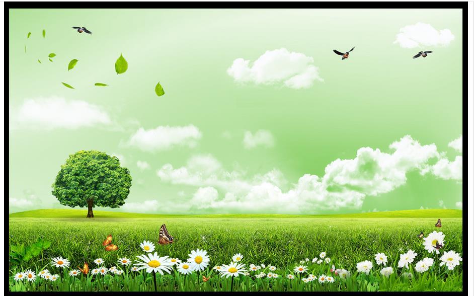 Unduh 670+ Wallpaper Pemandangan Hijau HD Gratid