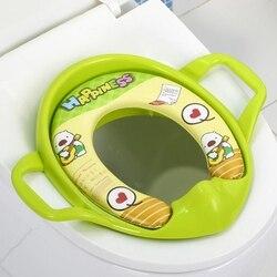 NewBlue Geel Rood Wit Leuke Cartoon Baby Reizen Potje kinderen Urinoir Trainer Kids Training Wc Stoelhoezen 0-6Y