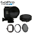 Новый Gopro 5 Аксессуары Фильтр UV + Объектив Протектор Крышка + 52 мм переходное Кольцо Filtors набор Фильтр для Go Pro Hero 5 Черный Камеры