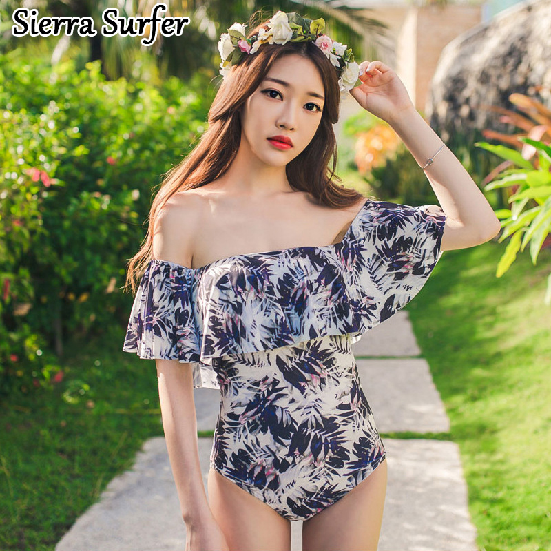 Swimwear Women Plavky Girls Swim Suit One Piece Bikinis Woman 2018 New Swimming Suits Bayan Mayo Fato De Banho Zwemkleding sexy one piece swim suits swimsuit cheap bathing may beach girls 2017 korean new underwire triangle suit plavky damy bayan mayo