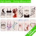 For Lenovo A2010 TPU soft painting styles special phone back cover transparent protect skin shell