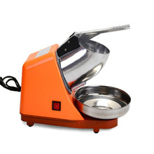 Mini electric ice crusher for home use