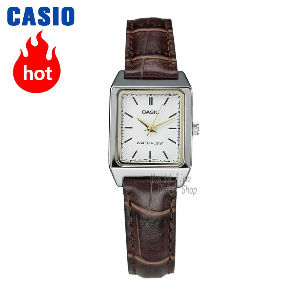 Casio watch Ladies Watch Fashion Casual Simple Waterproof Quartz Ladies Watch LTP-V007L-7E2 LTP-V007D-7E LTP-V007D-2E casio watch 2018 new fashion trend quartz watch simple fashion waterproof strip ladies watch women watch ltp 1410l ltp 1410d