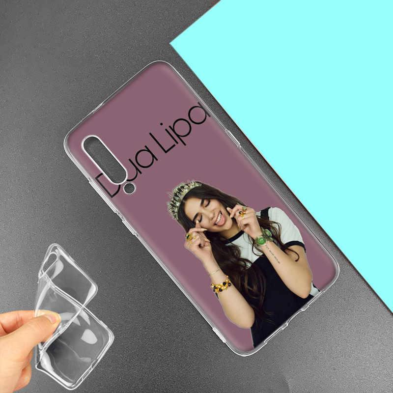 Dua Lipa Case for Huawei P20 P30 P Smart Z Plus 2019 P10 P9 P8 Mate 10 20 lite Pro 2017 Silicone Sexy Singers Phone Bags Capa