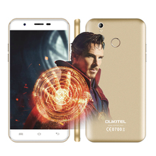 "Original OUKITEL U7 Plus 5,5 ""zoll HD MTK6737 Quad Core 2 GB RAM 16 GB ROM 13MP Android 6.0 4G Smartphone Entsperrt handy"