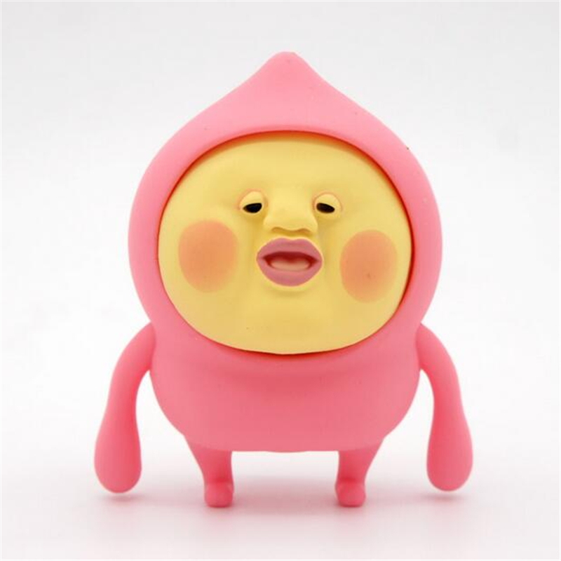 Kakure Momojiri Toy Saving Box 9CM Cute Funny Piggy Bank Figure Kobito Dukan