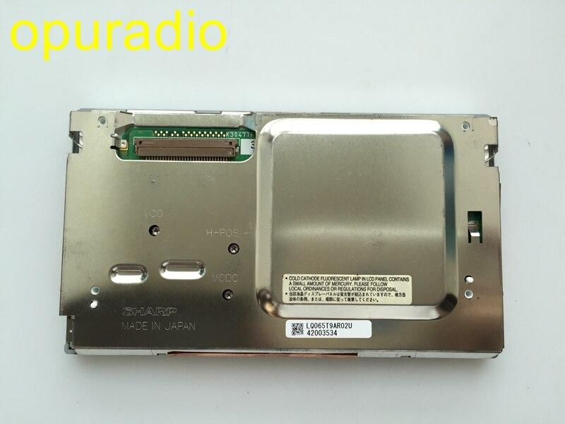 Free shipping new 6 5Inch LCD display LQ065T9AR02U LQ065T9AR02 Display for Mercedes car DVD navigation audio