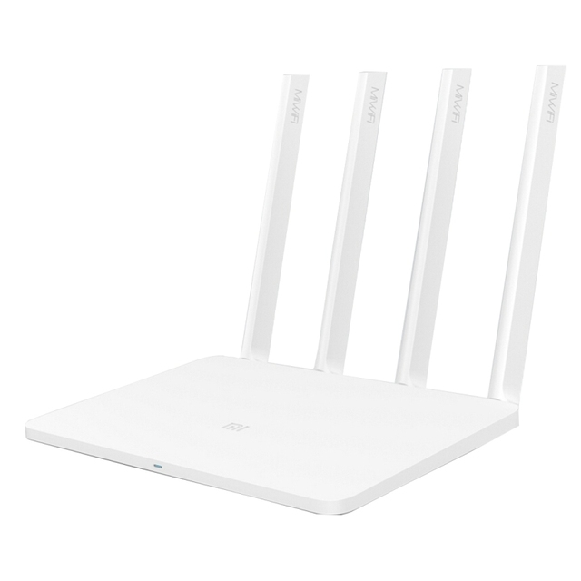 Original Xiaomi Router 3 Mini Mi WiFi Router 4 Antenna Roteador Dual Band 2.4G/5G 867Mbps USB With Smartphone APP Control
