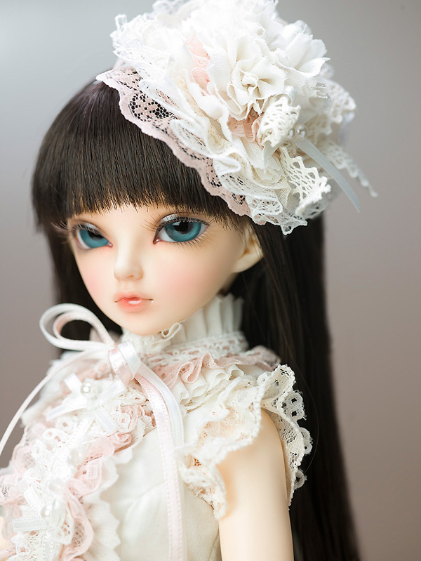 OUENEIFS Fairyland Minifee Rheia 1/4 Body Bjd Model  Baby Girls Boys Dolls Eyes High Quality Toys Shop  Resin Anime