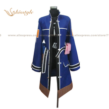 Kisstyle Fashion Hyperdimension Neptunia IF Uniform Cosplay Clothing Cos Costume,Customized Accepted