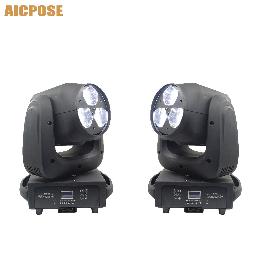 2pcs/lots Beam Light 3x40W RGBW 4IN1 LED Bee Eyes Moving Head With Zoom Stage Lights Disco Bar Light2pcs/lots Beam Light 3x40W RGBW 4IN1 LED Bee Eyes Moving Head With Zoom Stage Lights Disco Bar Light