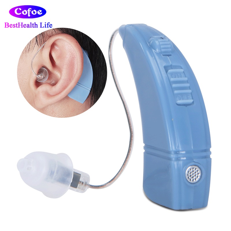 Cofoe Wireless Hearing Aid USB Charge Invisible Amplify Sound Adjustable Volume Ear Care for Hearing Loss Patient Elderly cofoe new rechargeable hearing aid hifi sound intensifier for hearing loss elderly adjustable volume mini invisible hearing aids