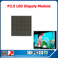 free shipping p2.5 led moudle indoor full color 160*160mm video led sign module p2.5 led 2121smd