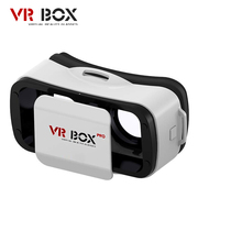Cheap VR BUCINUM VR BOX 3.0 PRO 3D Glasses Immersive Virtual Reality VR Headset  for 4.5-5.5″ IOS & Android Smartphones